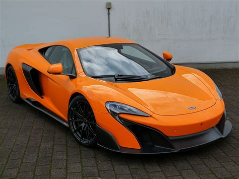 Mclaren Build And Price by One Of Five Mclaren 675lt Prototypes For Sale Carscoops