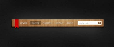 woodworking web wood web page menu psd material millions vectors