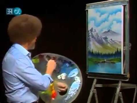 bob ross painting asmr asmr bob ross the of painting series 19 episode 13