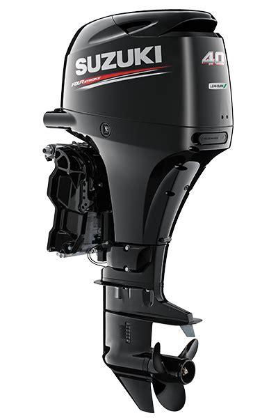 Suzuki 50 Hp Outboard by Suzuki 40hp 4 Stroke Light Weight Outboard