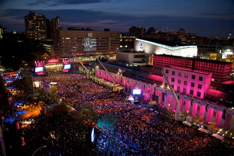 festival canada canada travel montreal jazz festival hits the high notes