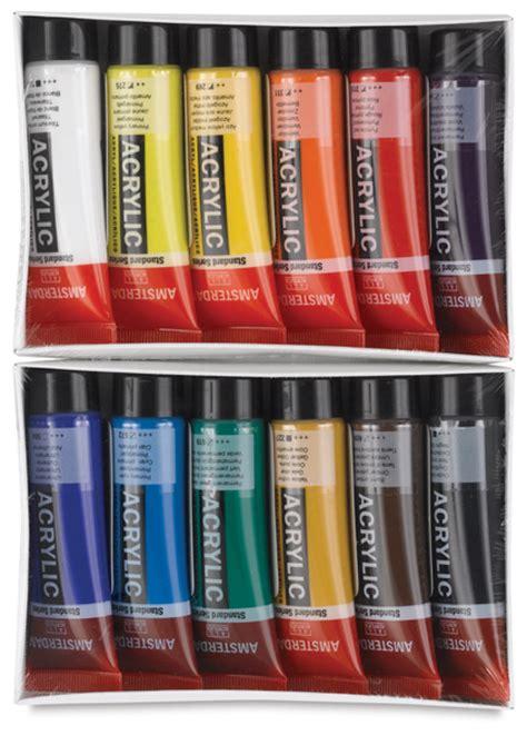 blick acrylic paint 00643 0129 amsterdam standard series acrylics blick