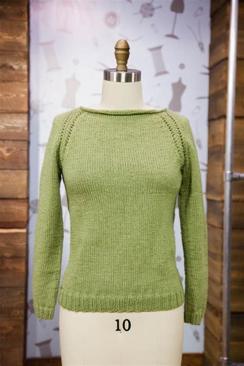 my knits 5 sleeve and shoulder styles for your next knitted sweater