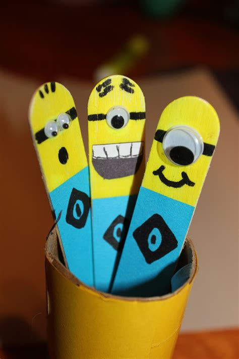 minion crafts for less stress more simplicity getting ready for a minion
