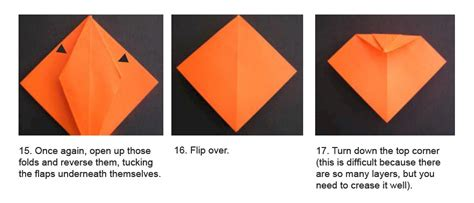origami pumpkins page not found free crafts