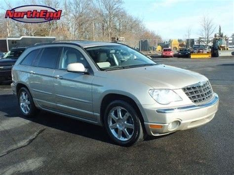 2007 Chrysler Pacifica Limited by Find Used 2007 Chrysler Pacifica Limited In Canton