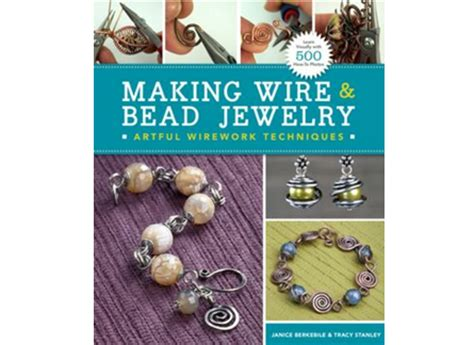 Book Review Wire And Bead Jewelry And Free