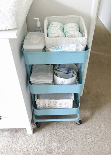 r skog cart omg never thought of this cart for diapers and such how to