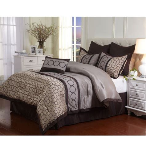 king size grey comforter set king size comforter set grey modern 7 geometric