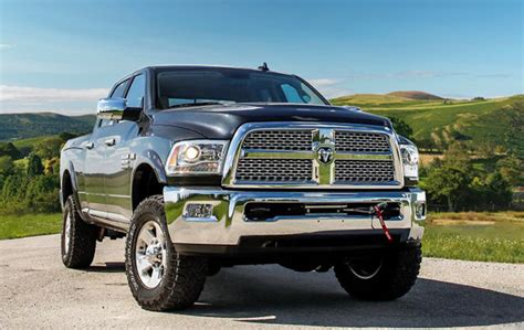 Dodge Ram Redesign by 2018 Dodge Ram 2500 Redesign Release Date Auto Fave