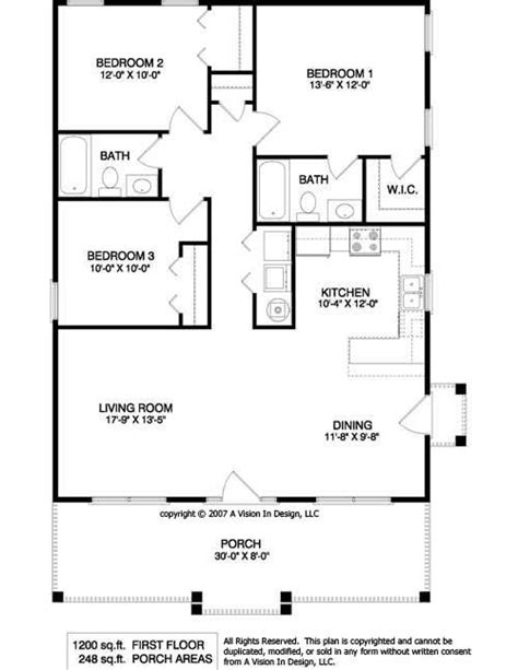 floor plans small homes best 25 bungalow floor plans ideas on cottage