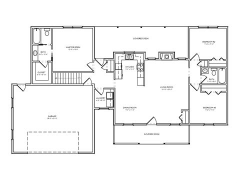ranch floor plans with split bedrooms bedroom image of design ideas ranch floor plans with split