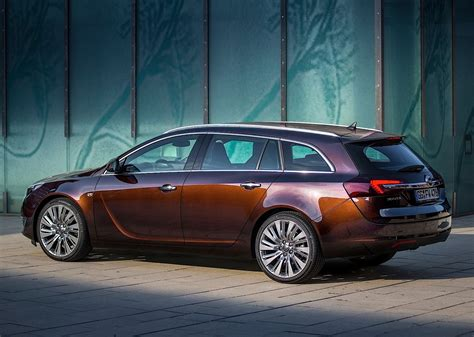 Opel Insignia Specs by Opel Insignia 2014 Pictures Information Specs Cars