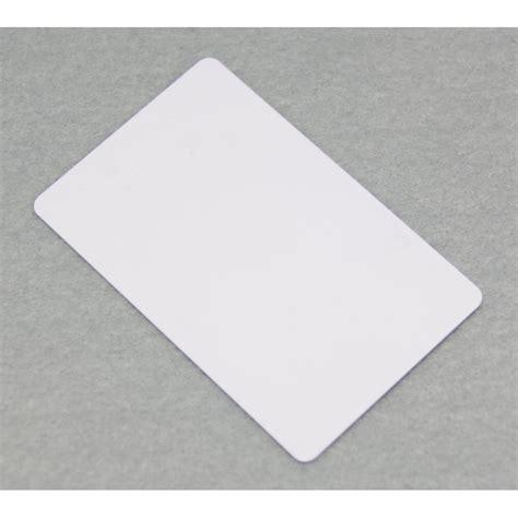 plain cards for card salto pcm04kb mifare 4k proximity key card plain white