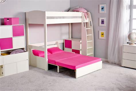 high sofa bed stompa uno s high sleeper sofa bed