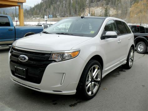 2013 Ford Edge Sport by 2013 Ford Edge Sport