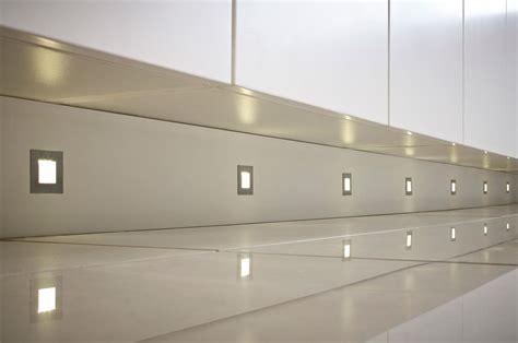 kitchen plinth lighting luce sls led plinth lights a unique choice