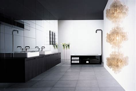 modern office bathroom big bathroom inspirations from boffi digsdigs