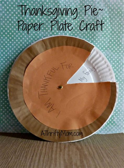 pilgrim paper plate craft easy turkey craft for