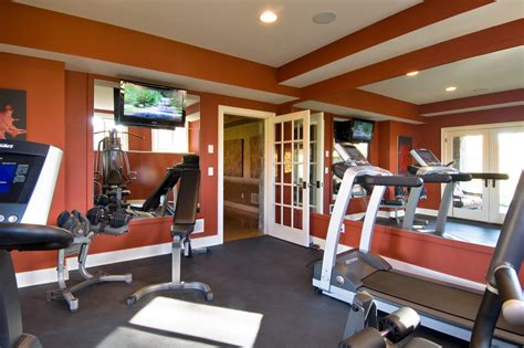 paint colors for exercise room burnt orange paint color home traditional with none