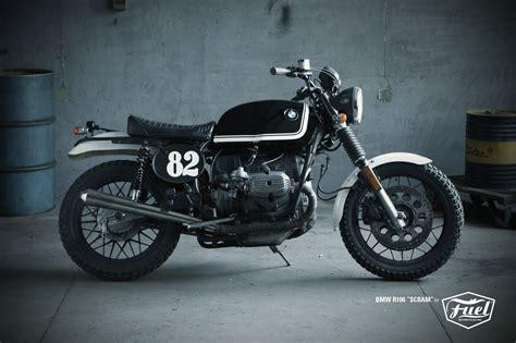 Bmw R100 by Scramblertt Bmw R100 Scrambler Fuel Bespoke Motorcycles