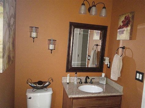 orange bathroom ideas 25 best ideas about burnt orange bathrooms on