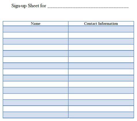 home designer sign up printable sign up sheet for bake sale 187 home design 2017