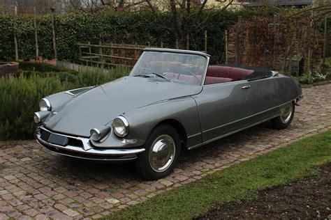 Citroen Ds 19 by 1962 Citroen Ds 19 Cabriolet Classic Driver Market