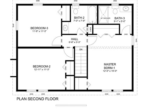 colonial home plans colonial home floor plans traditional colonial house floor