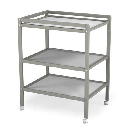 at4 table 224 langer gris 2 233 tag 232 res gris achat vente table 224 langer 3294453317175 cdiscount