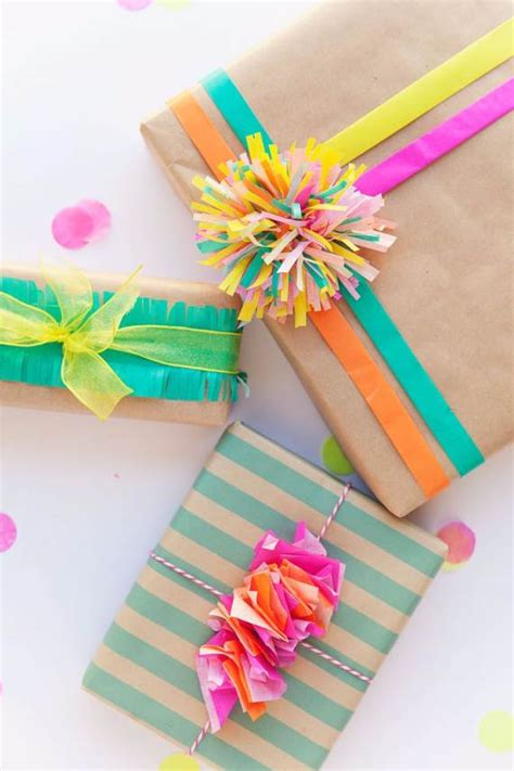 wrapping decorations 45 creative gift decoration wrapping ideas family
