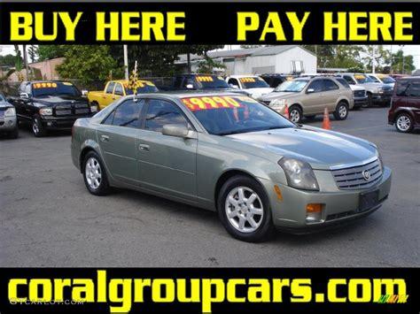 Green Cadillac Cts by 2004 Silver Green Cadillac Cts Sedan 28723839 Gtcarlot