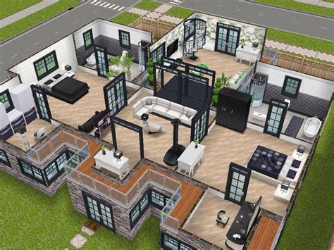 sims freeplay house floor plans interior design sims freeplay house floor plans sims