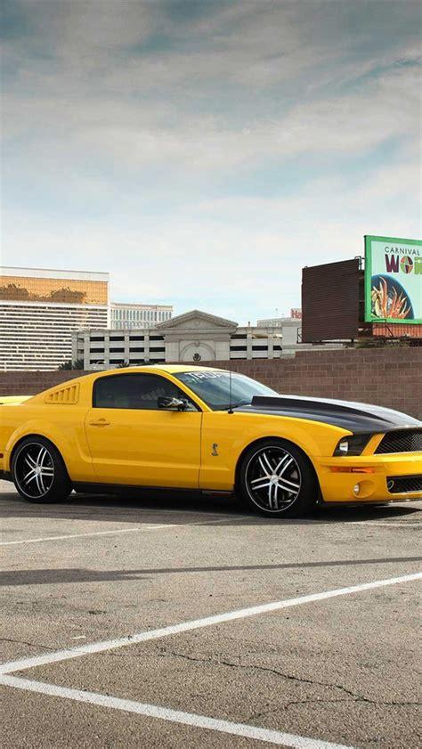 Car Wallpaper 5s by Mustang Iphone Wallpaper Wallpapersafari