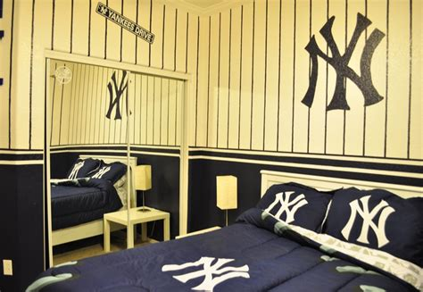 new york yankees bedroom id do this for my room not