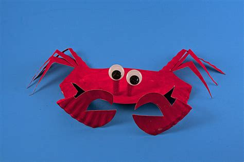 paper plate crab craft paper plate astronaut heads pics about space