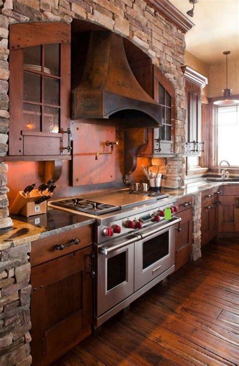 cocinas de co rusticas fotos y modelos de cocinas rusticas de madera piedra y