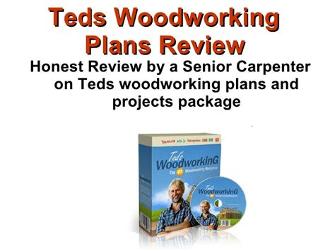 teds woodworking pdf diy woodworking plans reviewed woodworking