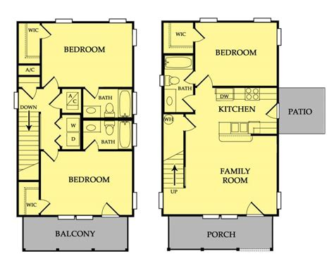 row home floor plan row house floor plans house plans
