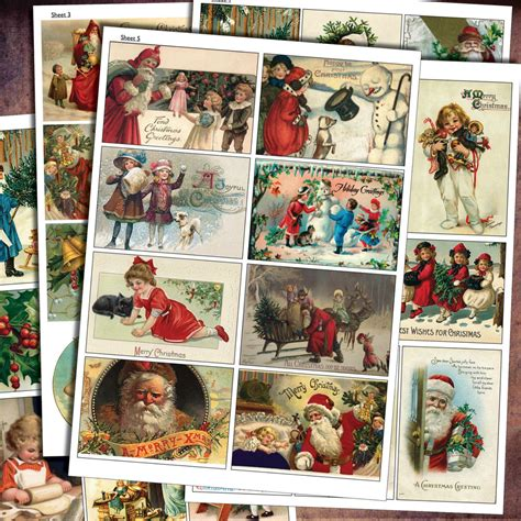 selling decoupage items traditional vintage decoupage craft scrapbooking