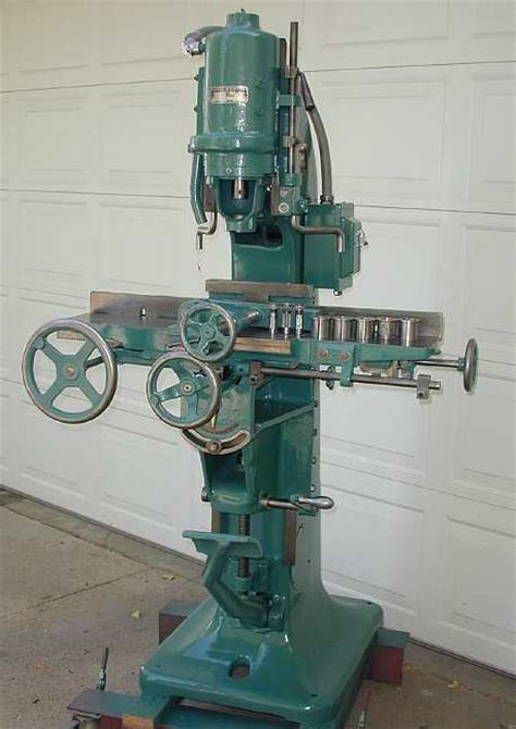 owwm woodworking oliver machinery co serial number registry mortising