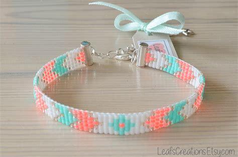 beaded loom bracelets loom beaded bracelet ibiza bracelet beaded bracelet with