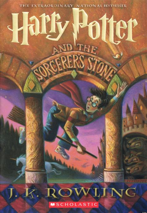 harry potter picture book scholastic reveals new book cover for harry potter and