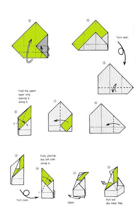 origami fr box origami tutorial