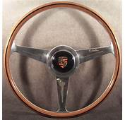 Wood Steering Wheels  Vintage Horn