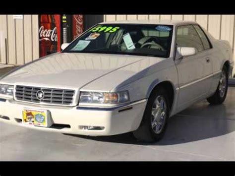 2000 Cadillac Eldorado For Sale by 2000 Cadillac Eldorado Esc For Sale In Kingman Az