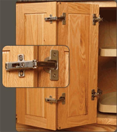 hinge for lazy susan cabinet door cabinet door hinges by blum and salice walzcraft