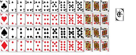 how to make a deck of cards a completed deck by macmari on deviantart