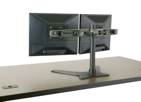 monitor desk stands dual monitor stand multi monitor stand electric