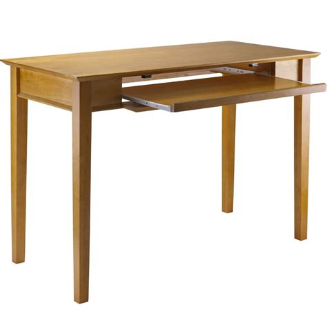woodworking computer desk honey wood computer desk in desks and hutches